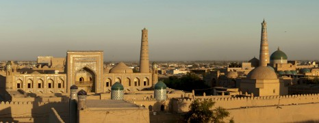 Khiva… who stopped the time there?