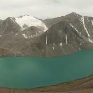 Ala Kul Lake – trekking plan with MAPS!