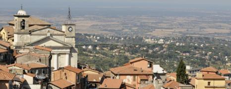 Castelli Romani… escape there from Rome!