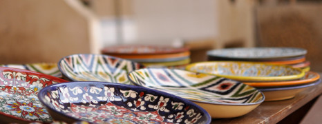Uzbekistan's Ceramic Capital – town of Rishtan