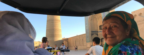 Uzbekistan on your own? 4 suggested routes!