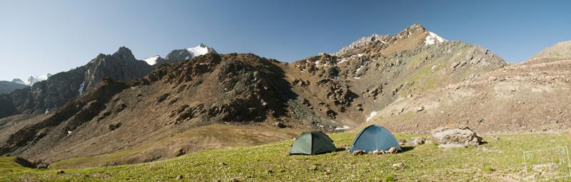 kirgistan trekking ala kol