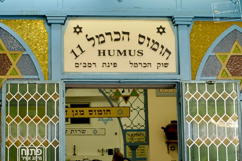 najlepszy hummus