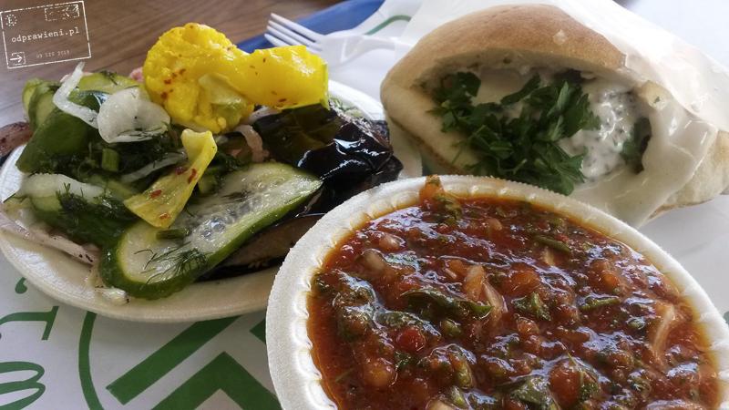 Izrael najlepsze jedzenie