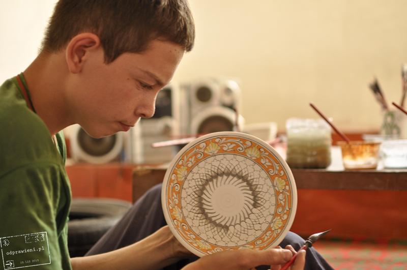 Uzbekistan Rishtan ceramika